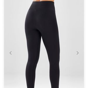 NWT Fabletics Seamless high-waisted solid legging